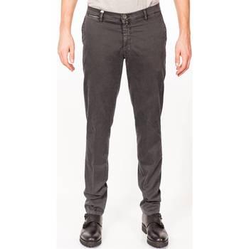 Abbigliamento Uomo Pantaloni 5 tasche Barbati KAP/A 032 /1160 GRI Pantalone Uomo Uomo Grigio Scuro Grigio Scuro