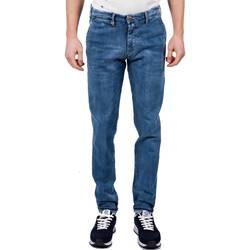 Abbigliamento Uomo Jeans dritti Barbati IKE 801/202 MEDIO Jeans Uomo Uomo Celeste Celeste