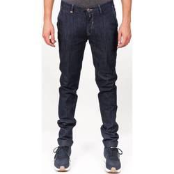 Abbigliamento Uomo Pantaloni 5 tasche Barbati ANTHONY 802/304 BLU Jeans Uomo Uomo Denim Denim