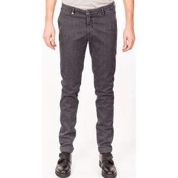 Abbigliamento Uomo Pantaloni 5 tasche Barbati ANTHONY 702/111 BLU Pantalone Uomo Uomo Blu Blu