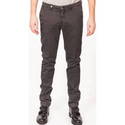 Abbigliamento Uomo Pantaloni 5 tasche Barbati ANTHONY 702/110 NER Pantalone Uomo Uomo Nero Nero