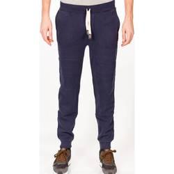 Abbigliamento Uomo Pantaloni 5 tasche In The Box SWEATPANT 1 BLU Pantalone Uomo Uomo Blu Blu