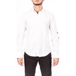 Abbigliamento Uomo Camicie maniche lunghe Koon TOY-BS5 B.CO Bianco