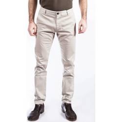 Abbigliamento Uomo Pantaloni 5 tasche Koon QUODER-PO2 BEIGE Beige
