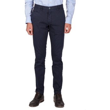 Abbigliamento Uomo Chino Koon PUMA TB4/4 BLU Blu