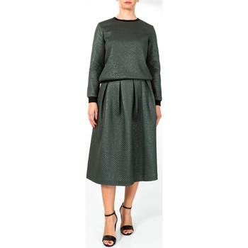 Abbigliamento Donna Tuta Anonyme A36FS145-VERDE Verdone