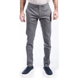 Abbigliamento Uomo Pantaloni 5 tasche Siviglia B2F6/S014/8628 GRI Grigio