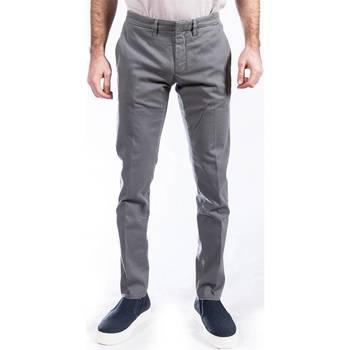 Abbigliamento Uomo Pantaloni 5 tasche Siviglia B2F6/S014/8628 GRI Pantalone Uomo Uomo Grigio Grigio