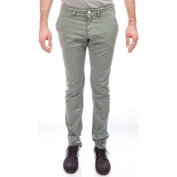 Abbigliamento Uomo Pantaloni 5 tasche Siviglia B1F2/S022/5396 VERD Verde Salvia
