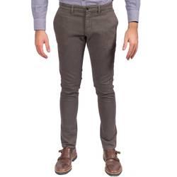 Abbigliamento Uomo Pantaloni 5 tasche Siviglia B1F2/S007/2232 Pantalone Uomo Uomo Moro Moro