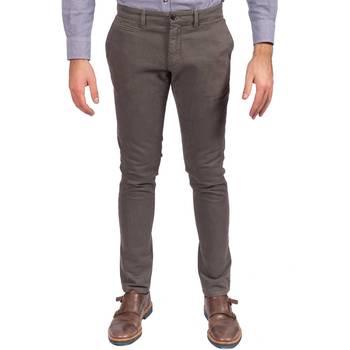 Abbigliamento Uomo Chino Siviglia B1F2/S007/2232 Moro