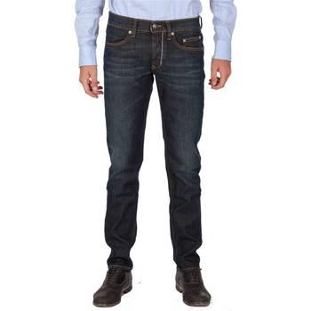 Abbigliamento Uomo Jeans dritti Siviglia 23N2/S456/6001 Blu