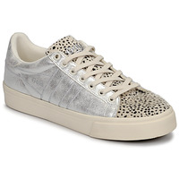 Scarpe Donna Sneakers basse Gola ORCHID II CHEETAH Bianco / Argento