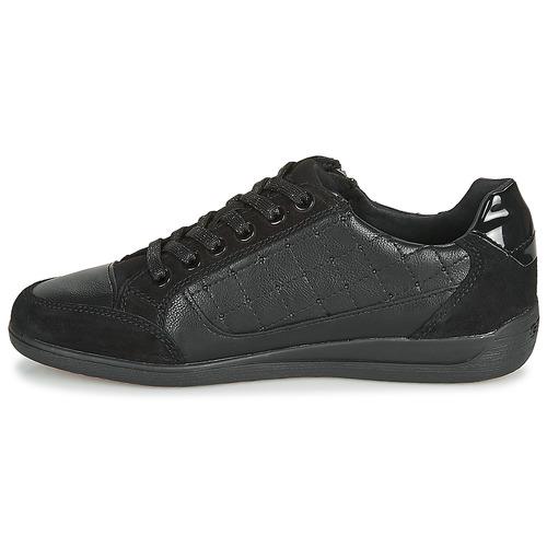 Donna Myria Gratuita Sneakers A 10000 Geox Consegna Basse Scarpe Nero D eY2HWIED9