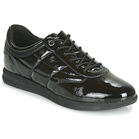 Scarpe Donna Sneakers basse Geox D AVERY Nero