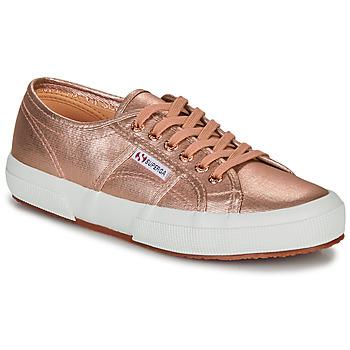 Scarpe Donna Sneakers basse Superga 2750 COTMETU Rosa