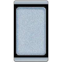 Bellezza Donna Ombretti & primer Artdeco Eyeshadow Pearl 63-pearly Baby Blue 0,8 Gr