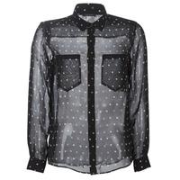 Abbigliamento Donna Camicie Ikks BP12165-02 Nero