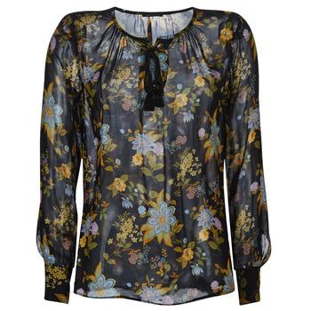 Abbigliamento Donna Top / Blusa Ikks BP13125-02 Nero / Multicolore