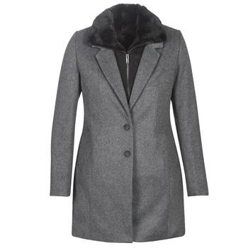 Abbigliamento Donna Cappotti Ikks BP44235-29 Grigio
