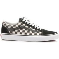 Scarpe Uomo Sneakers basse Vans Sneakers Donna Old Skool Black-White VN0A38G1VJM1 bianco, nero