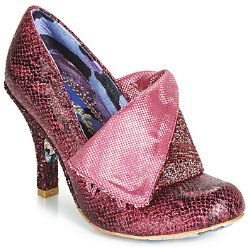Scarpe Donna Décolleté Irregular Choice FLICK FLACK Rosa