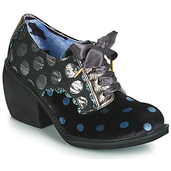 Scarpe Donna Stivaletti Irregular Choice TIPPLE Nero