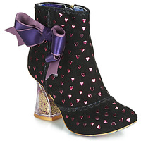 Scarpe Donna Stivaletti Irregular Choice OUTTA TIME Nero