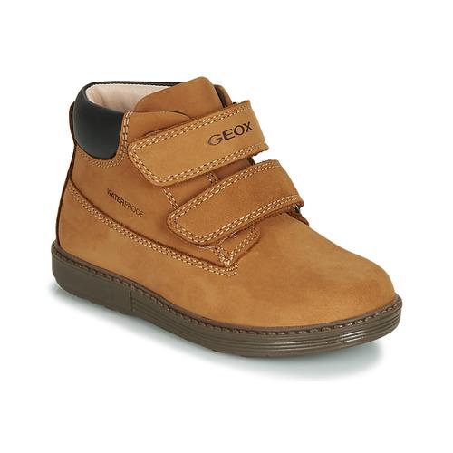 Marrone Bambino Wpf Geox B Boy Sneakers Alte Consegna Hynde Gratuita 6900 Scarpe v8mnN0w