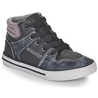 Scarpe Bambino Sneakers alte Chicco CAMILLO Blu / Grigio