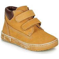Scarpe Bambino Sneakers alte Chicco CLAY Ocre