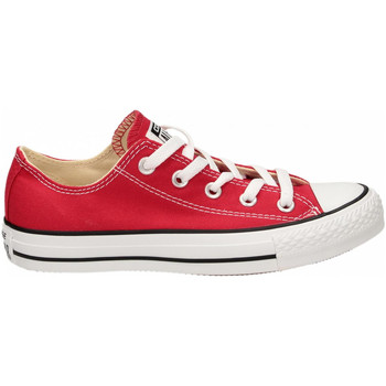 Scarpe Sneakers basse All Star OX CANVAS red-rosso