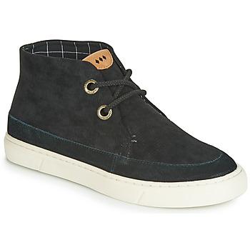 Scarpe Uomo Sneakers alte Armistice BLOW DESERT Nero