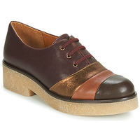 Scarpe Donna Derby Chie Mihara YELLOW Bordeaux