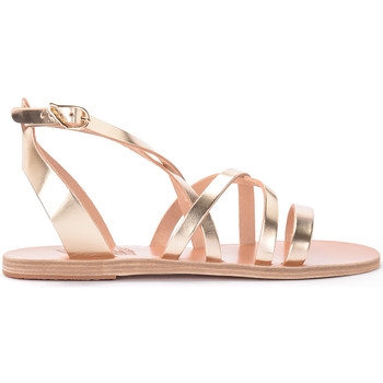 Scarpe Donna Sandali Ancient Greek Sandals Sandalo infradito Delia in pelle Oro