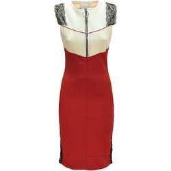 Abbigliamento Donna Abiti corti GaËlle Paris GBD3523 Rosso