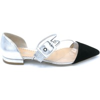 Scarpe Donna Ballerine The Seller S8371 Argento