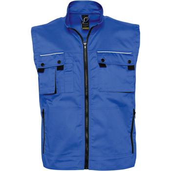 Abbigliamento Gilet / Cardigan Sols ZENITH PRO - WORK Azul