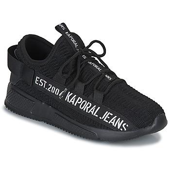 Scarpe Uomo Sneakers basse Kaporal DOFINO Nero