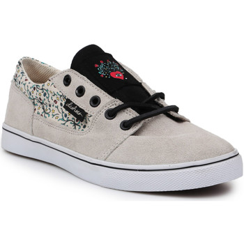 Scarpe Donna Sneakers basse DC Shoes DC Bristol LE 303214-TDO beige, black
