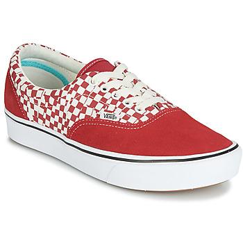 Scarpe Sneakers basse Vans COMFYCUSH ERA Rosso / Bianco