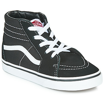 Scarpe Unisex bambino Sneakers alte Vans TD SK8-HI Nero / Bianco