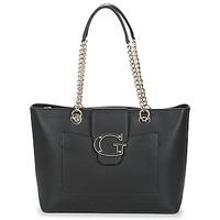 Borse Donna Tote bag / Borsa shopping Guess CAMILA Nero