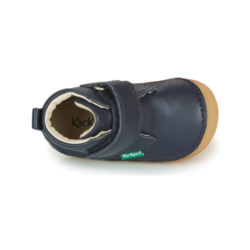 4900 Marine Gratuita Bambino Sabio Consegna Scarpe Kickers Stivaletti 45jLqR3A