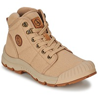 Scarpe Uomo Sneakers alte Aigle TENERE LIGHT Beige