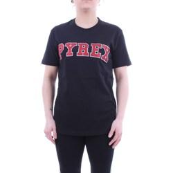 Abbigliamento Donna Top / T-shirt senza maniche Pyrex 19EPB40024 Nero