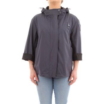 Abbigliamento Donna Giubbotti Blauer 19SBLDC04076-005258-GIUBBOTTO 888-blu