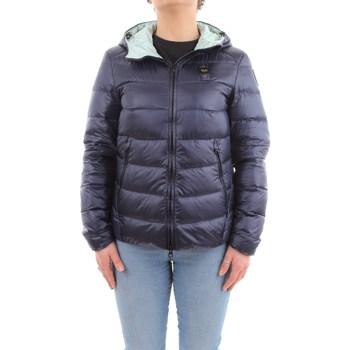 Abbigliamento Donna Piumini Blauer 19sbldc03532-005050-giubbotto 888cp-blu