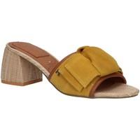Scarpe Donna Ciabatte Gioseppo 44088 Amarillo