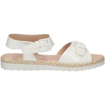 Scarpe Bambina Sandali MTNG 47617 Blanco